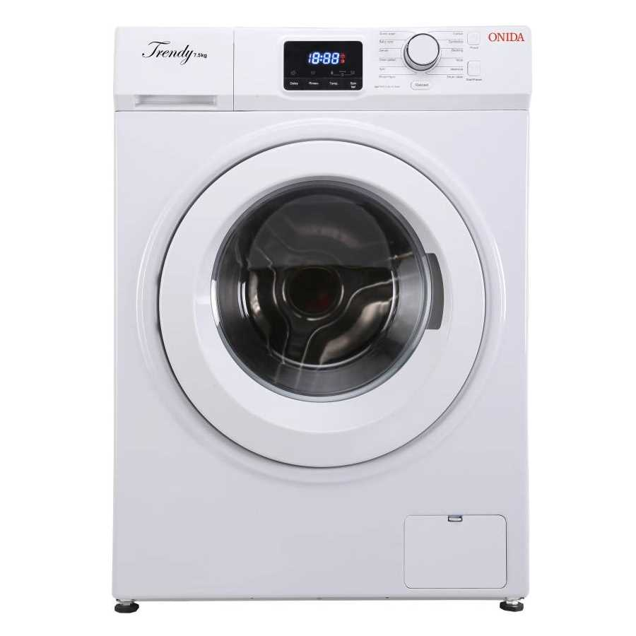 Onida Trendy 7.5 Kg Fully Automatic Front Loading Washing Machine