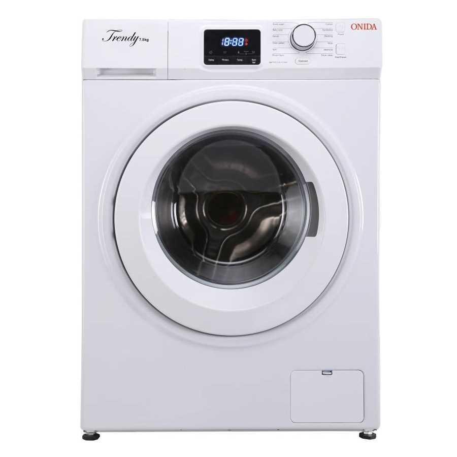 Onida Trendy 7.5 Kg Fully Automatic Front Loading Washing Machine
