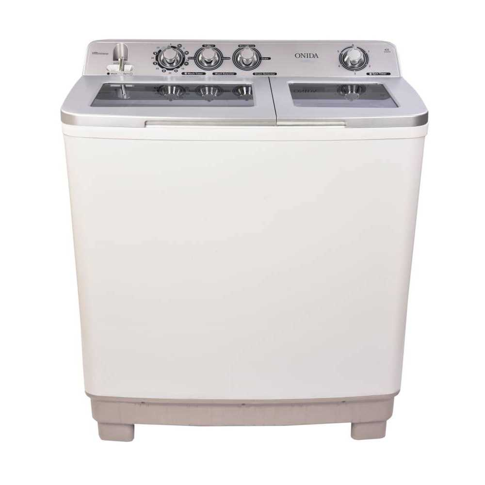Onida W95SHCTFH1SB 9.5 Kg Semi Automatic Top Loading Washing Machine