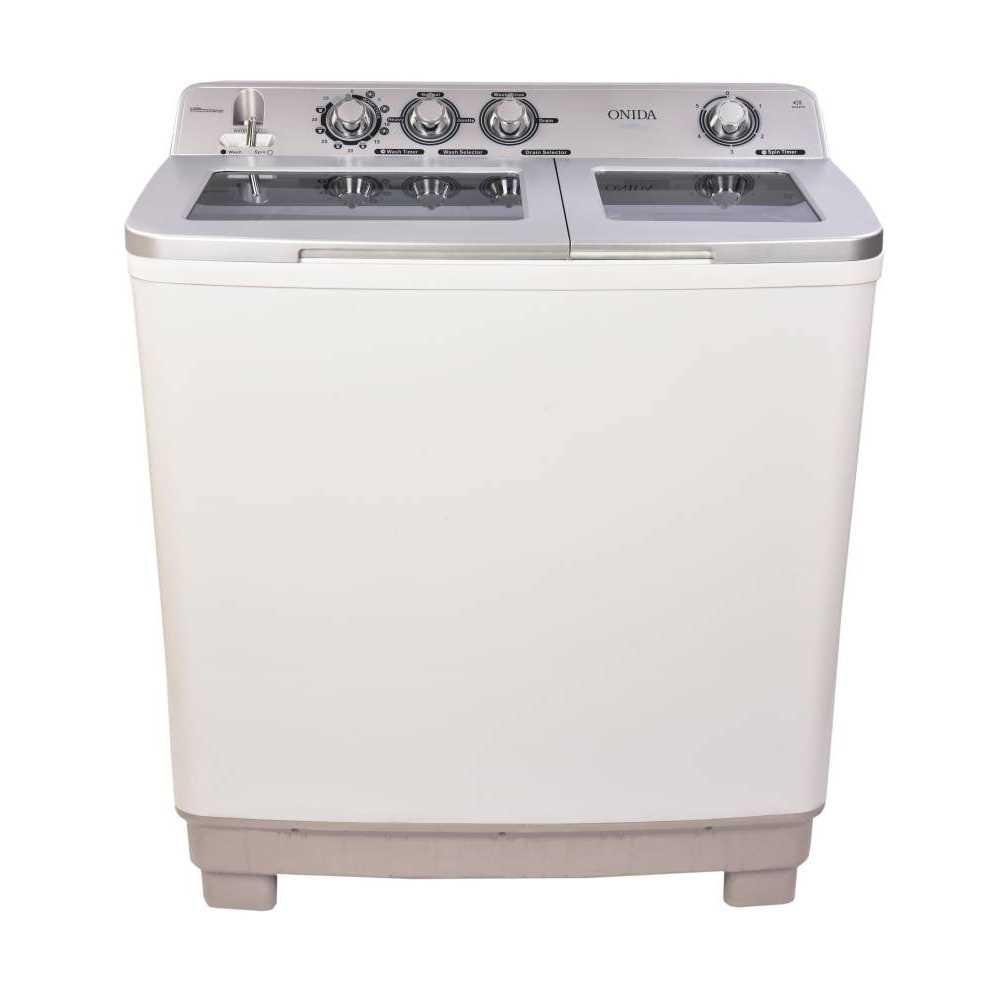 Onida W95SHCTFH1SB 9.5 Kg Semi Automatic Top Loading Washing Machine