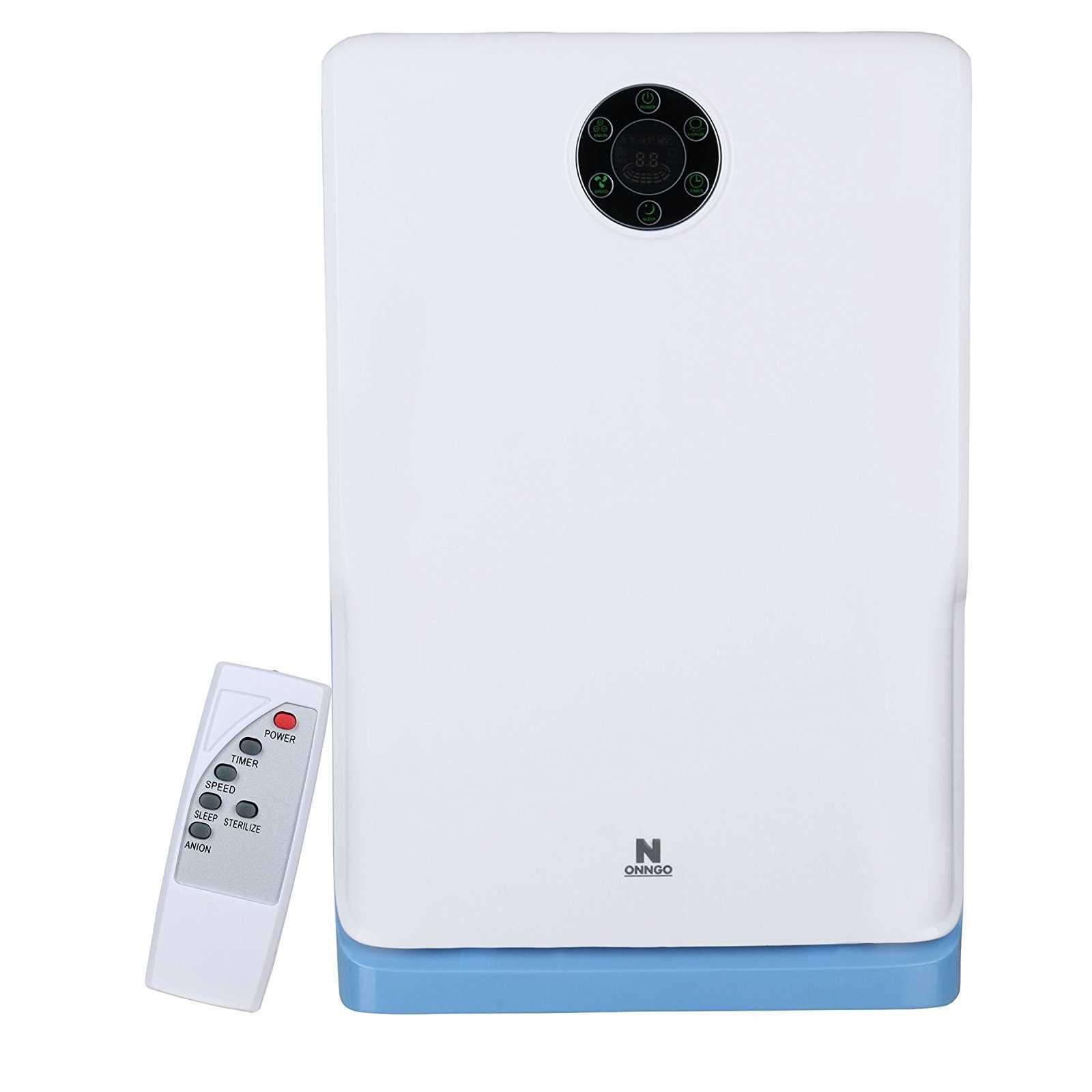 Onngo K02 Room Air Purifier