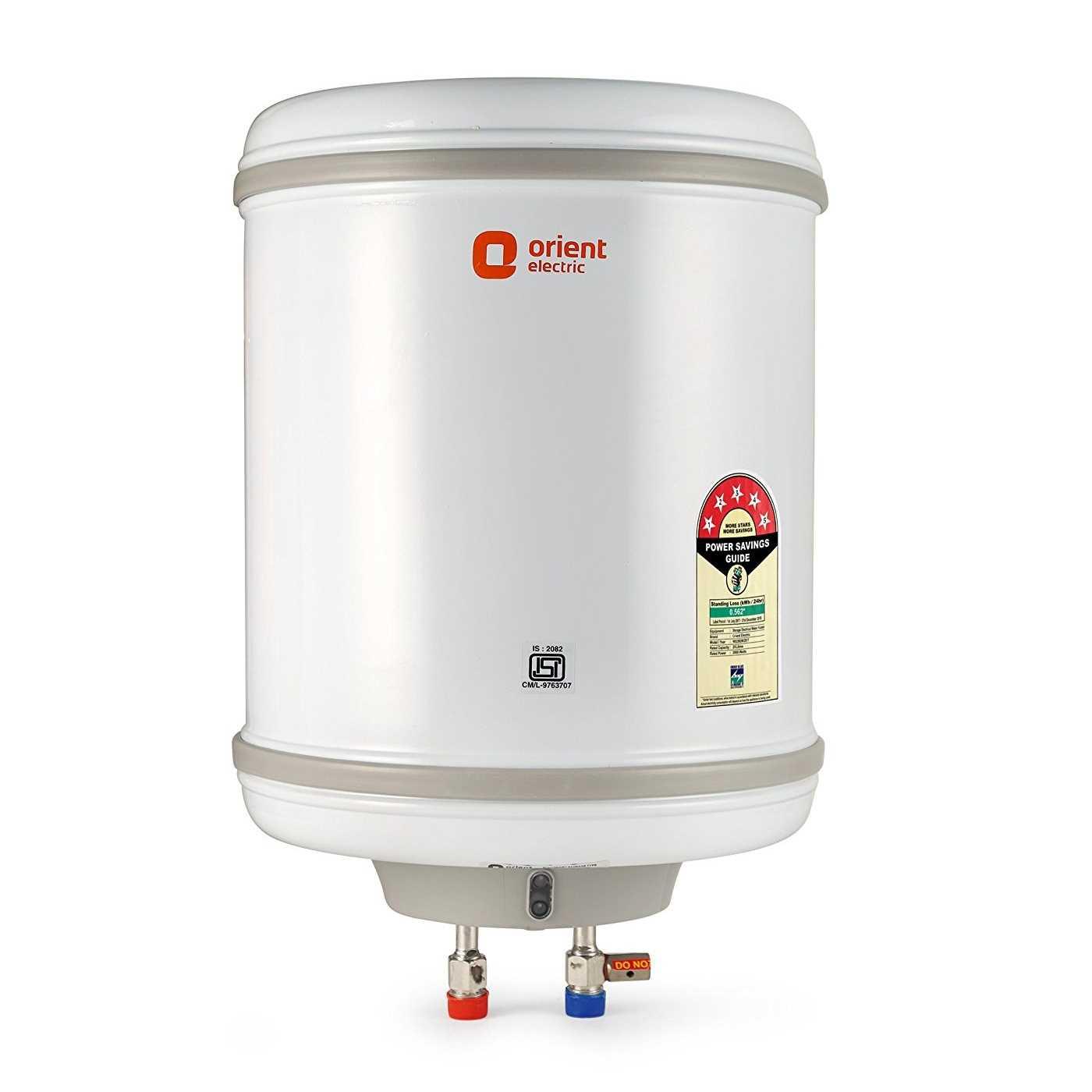 Orient WS2502M 25 Litres Storage Water Heater