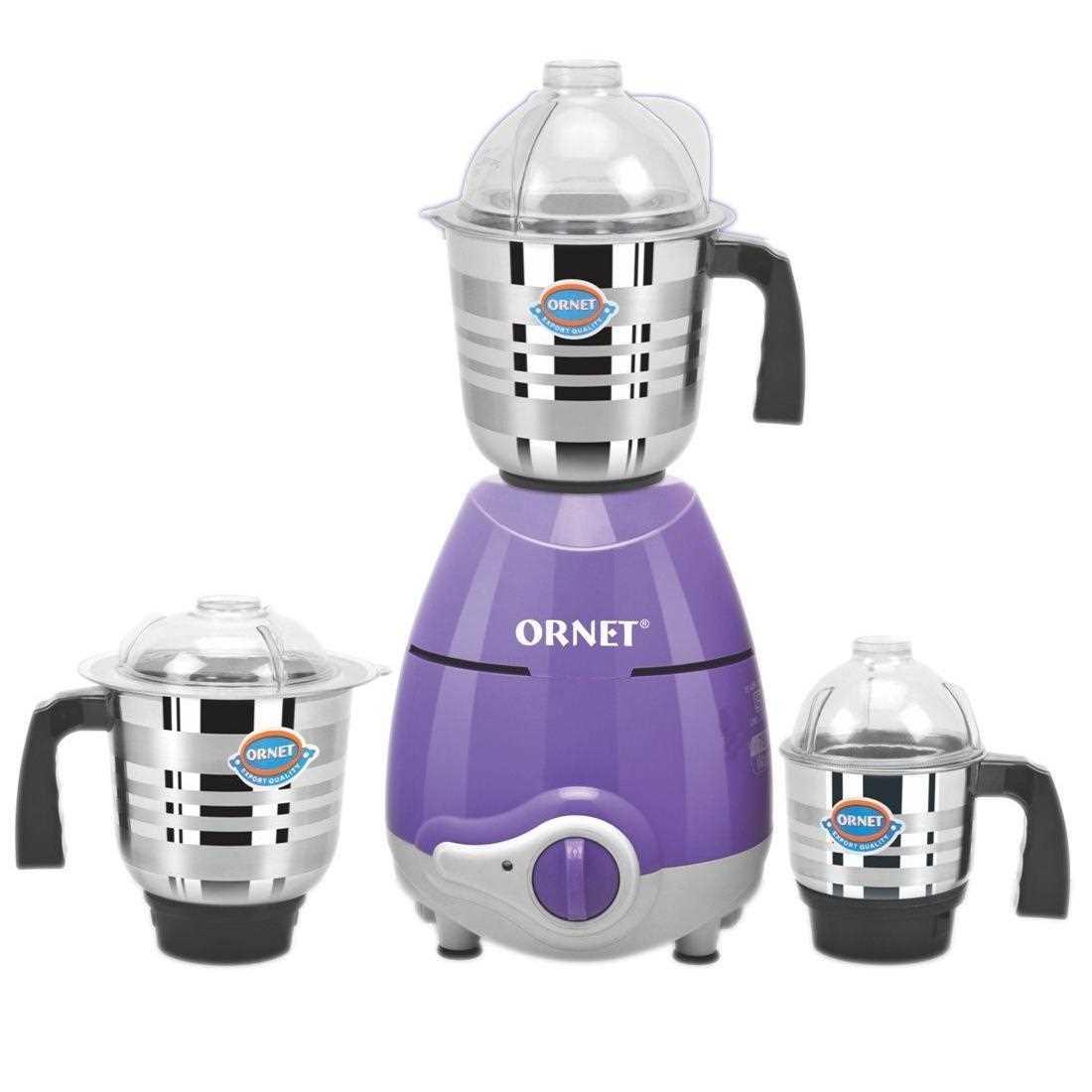 Ornet Namo 550 W Mixer Grinder
