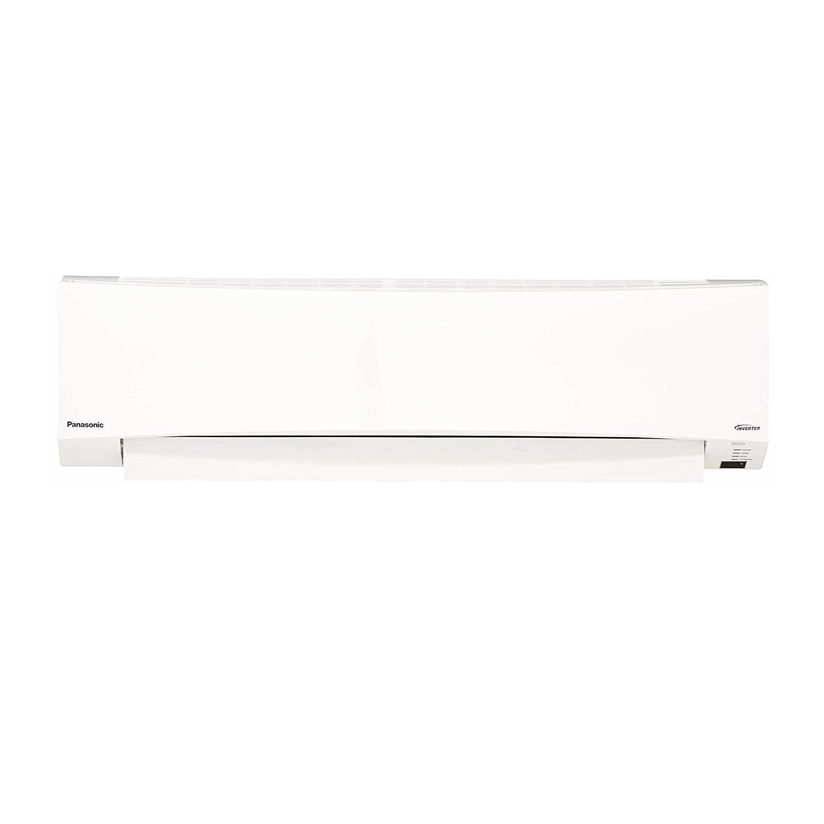 Panasonic CS CU NU12VKYW 1 Ton 5 Star Inverter Split AC