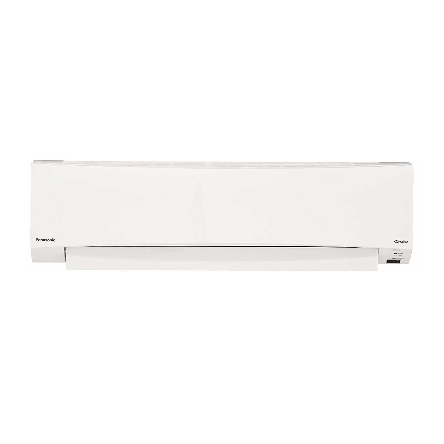Panasonic CS CU NU18VKYW 1.5 Ton 5 Star Inverter Split AC