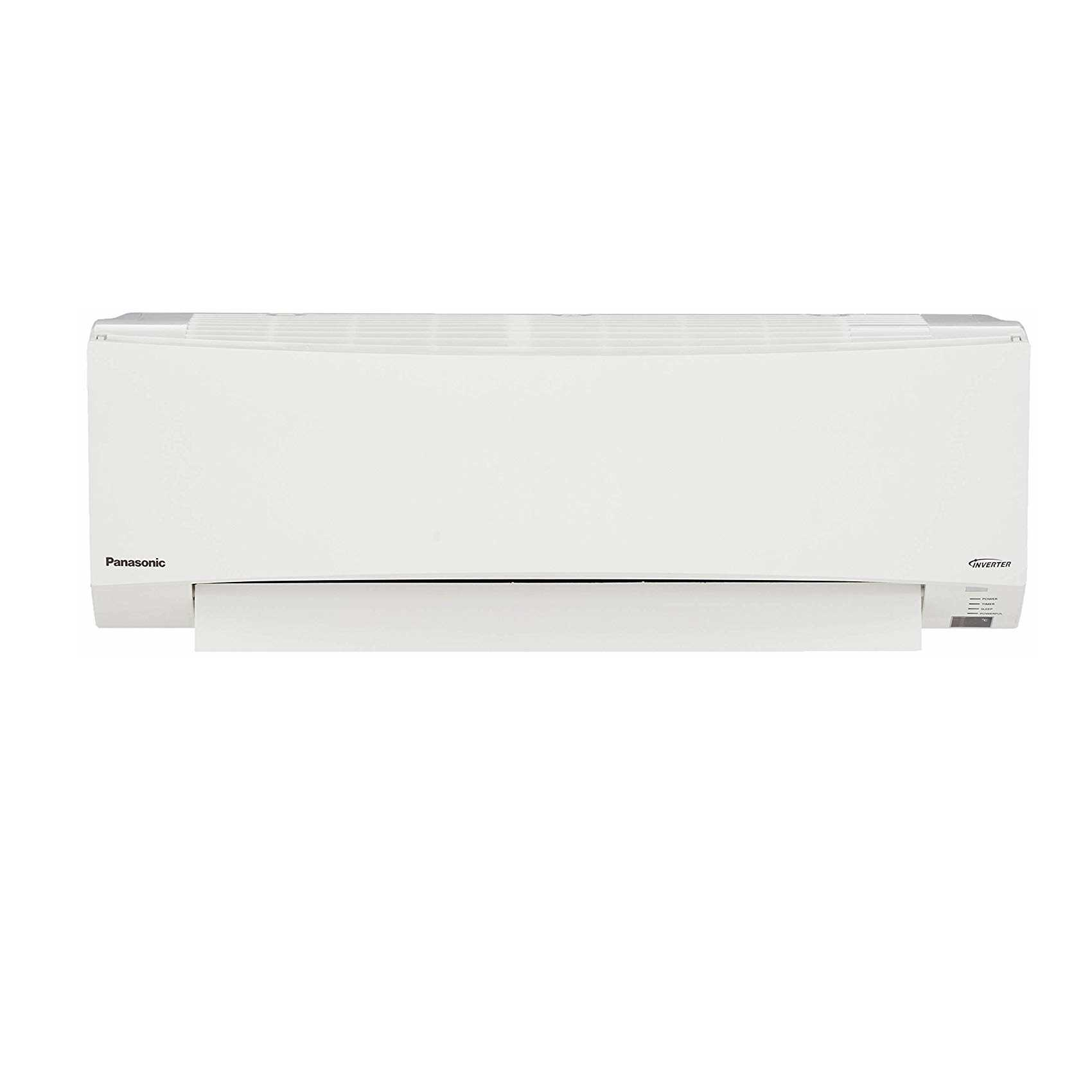 Panasonic CS CU SU18VKYTW 1.5 Ton 3 Star Inverter Split AC