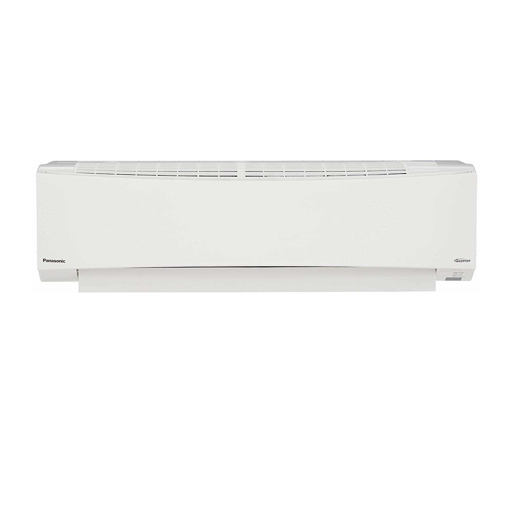 Panasonic CS CU SU18VKYW 1.5 Ton 3 Star Inverter Split AC