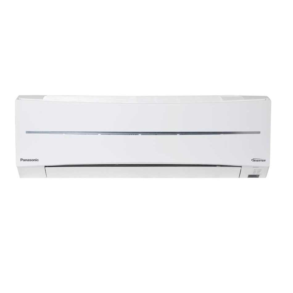 Panasonic CS CU TU12VKYW 1 Ton 5 Star Inverter Split AC