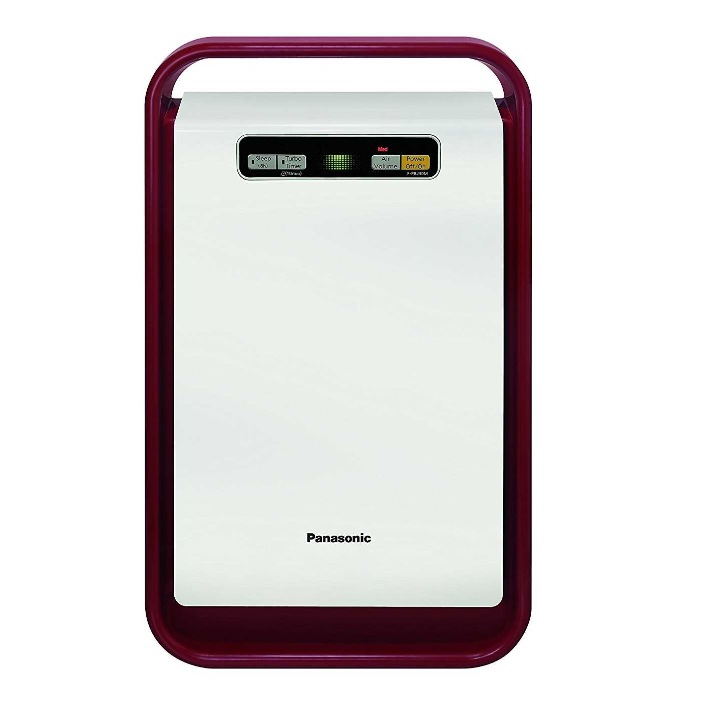 Panasonic F PBJ30ARD Portable Table Top Air Purifier