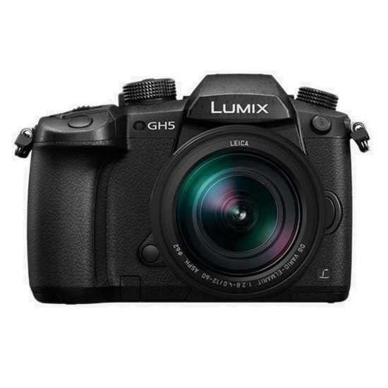 Panasonic Lumix DC-GH5GA Camera with 12-60 mm Lens