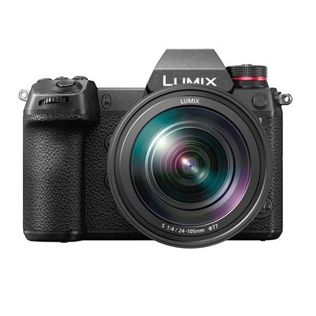 Panasonic Lumix DC-S1 Camera with 24-105 mm Lens