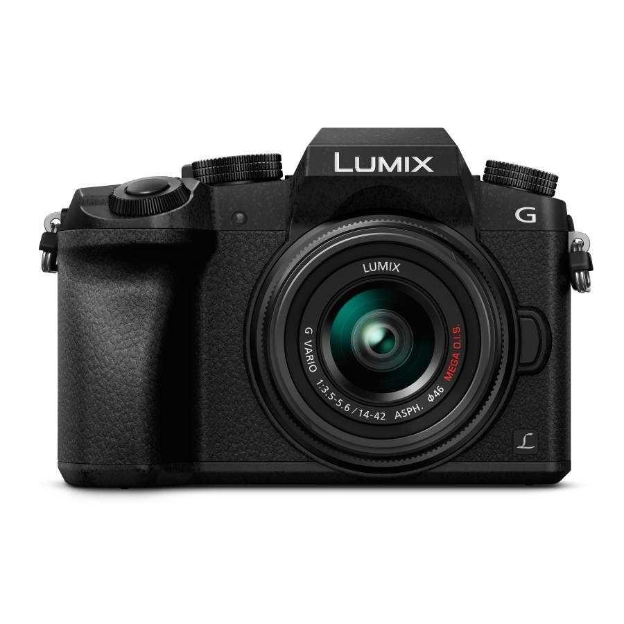 Panasonic Lumix DMC G7KGW-K