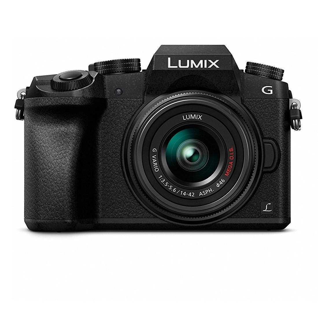 Panasonic Lumix DMC-G7KK Camera with 14-42 mm Lens