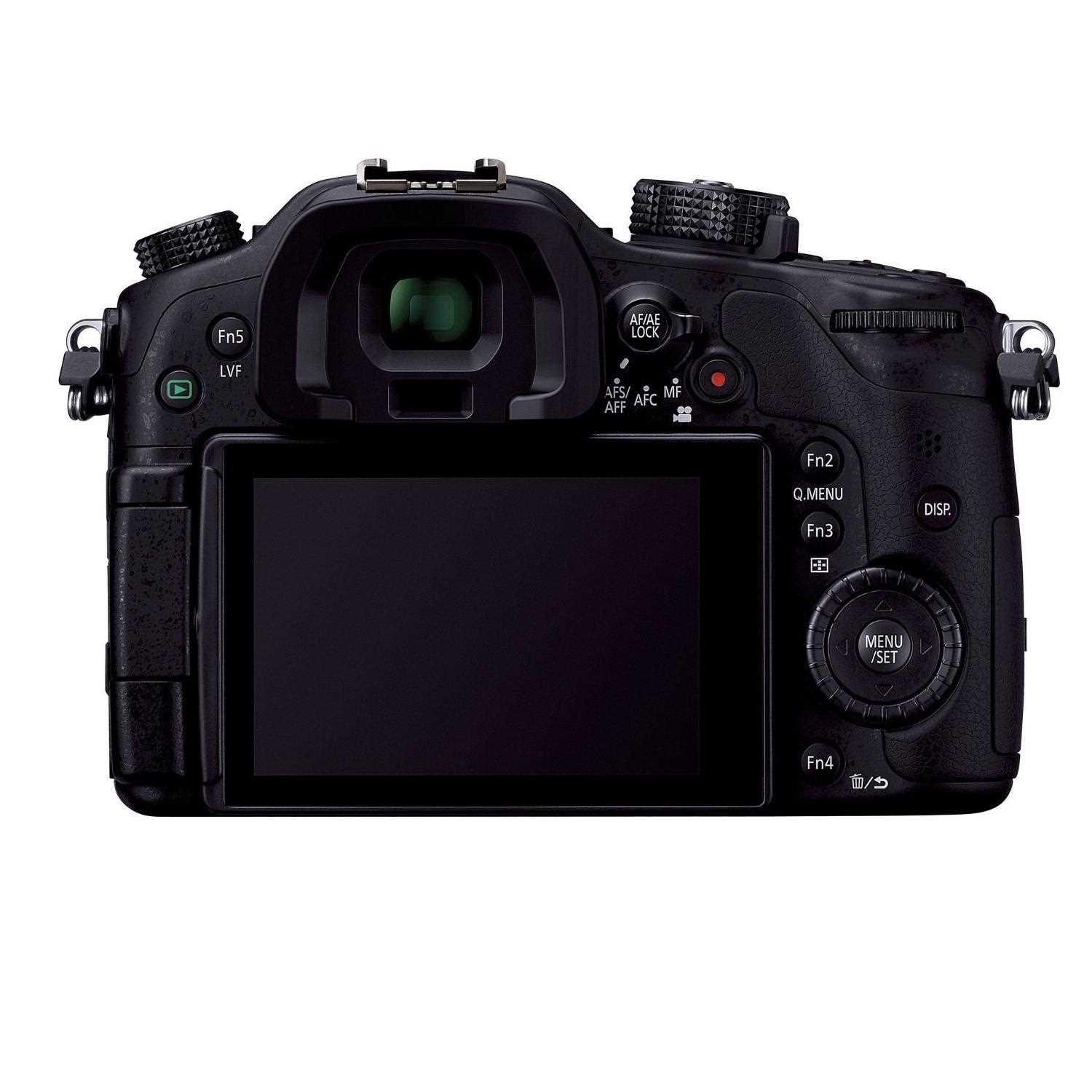 Panasonic Lumix DMC-GH4GC-K Body Only