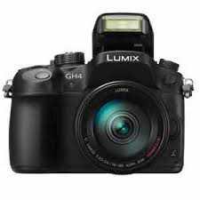 Panasonic Lumix GH4 Camera