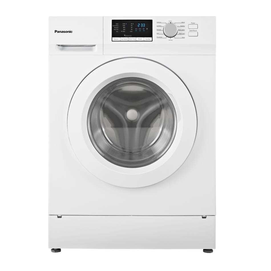 Panasonic NA 127XB1W01 7 Kg Fully Automatic Front Loading Washing Machine
