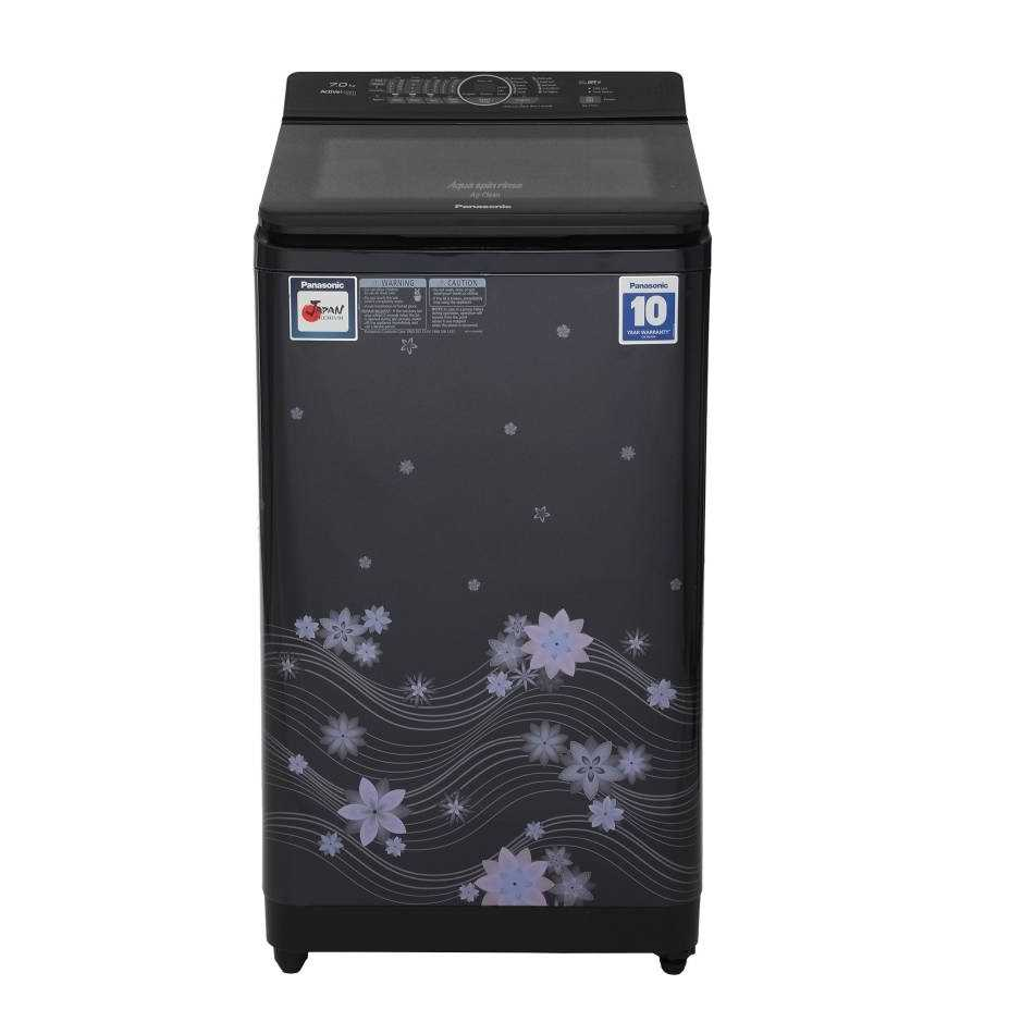 Panasonic NA-F70X7ARB 7 Kg Fully Automatic Top Loading Washing Machine