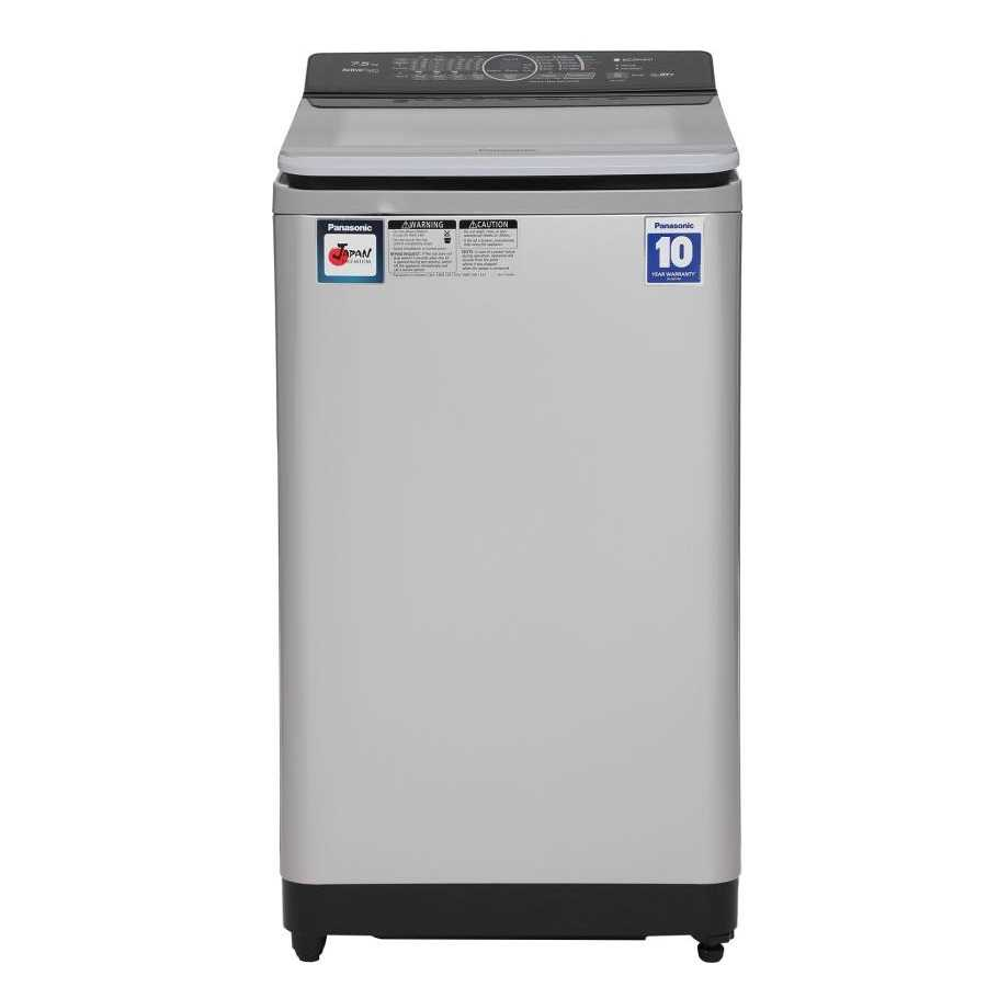 Panasonic NA-F75V7LRB 7.5 Kg Fully Automatic Top Loading Washing Machine