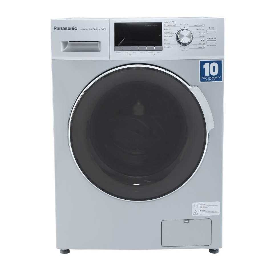 Panasonic NA-S085M2L01 8/5 kg Fully Automatic Front Loading Washer with Dryer