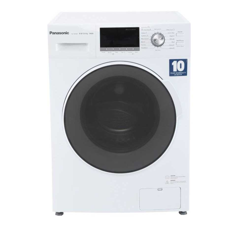 Panasonic NA-S085M2W01 8 5 kg Fully Automatic Front Loading Washer with Dryer