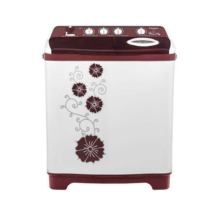 Panasonic NA-W70G4RRB 7 Kg Semi Automatic Top Loading Washing Machine