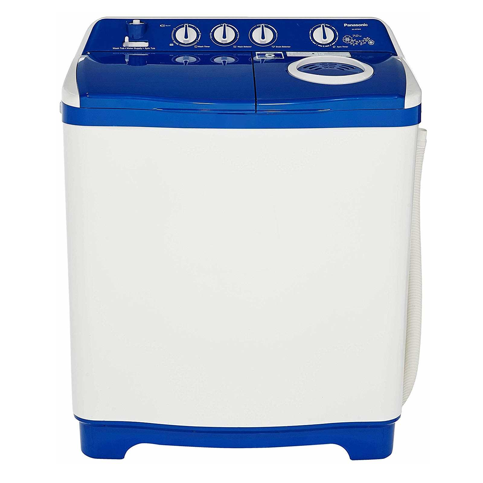 Panasonic NA W70H4 7 Kg Semi Automatic Top Loading Washing Machine