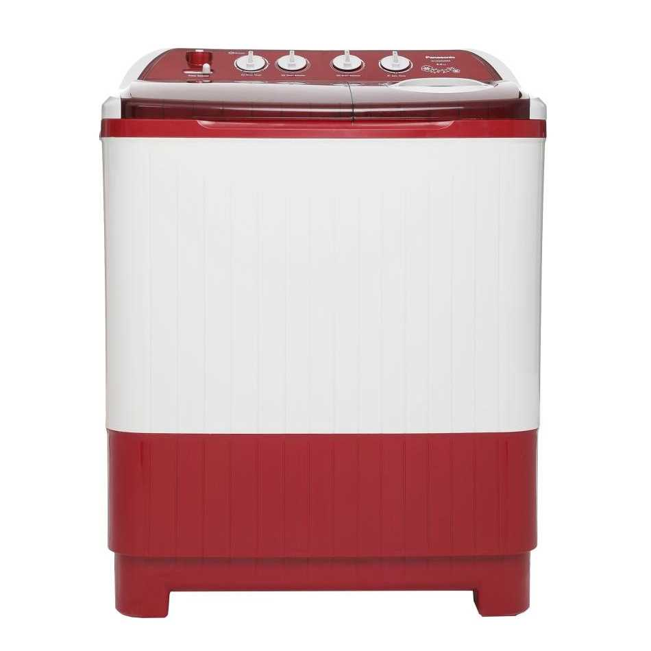 Panasonic NA-W85G4RRB 8.5 Kg Semi Automatic Top Loading Washing Machine