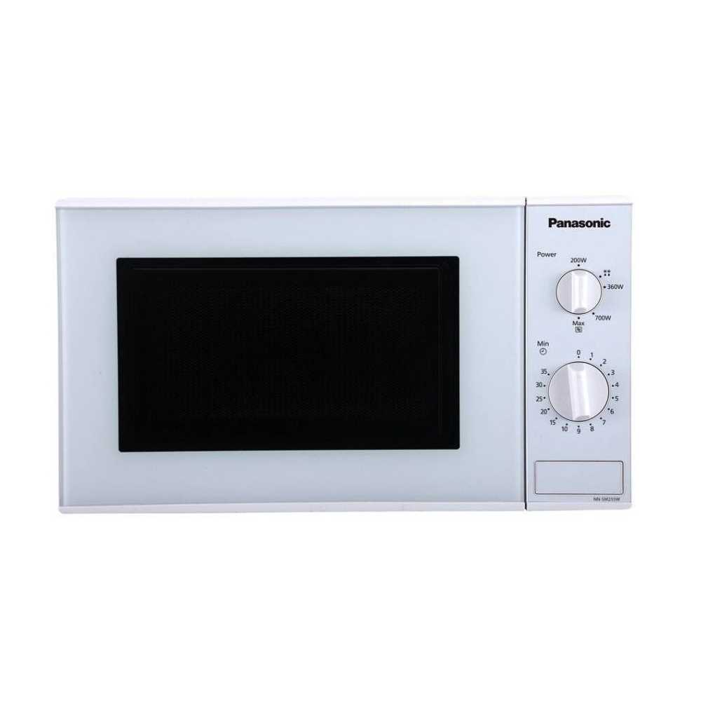 Panasonic NN SM255WFDG 20 Litre Solo Microwave Oven