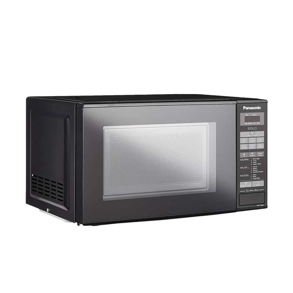 Panasonic NN ST266BFDG 20 Litre Solo Microwave Oven