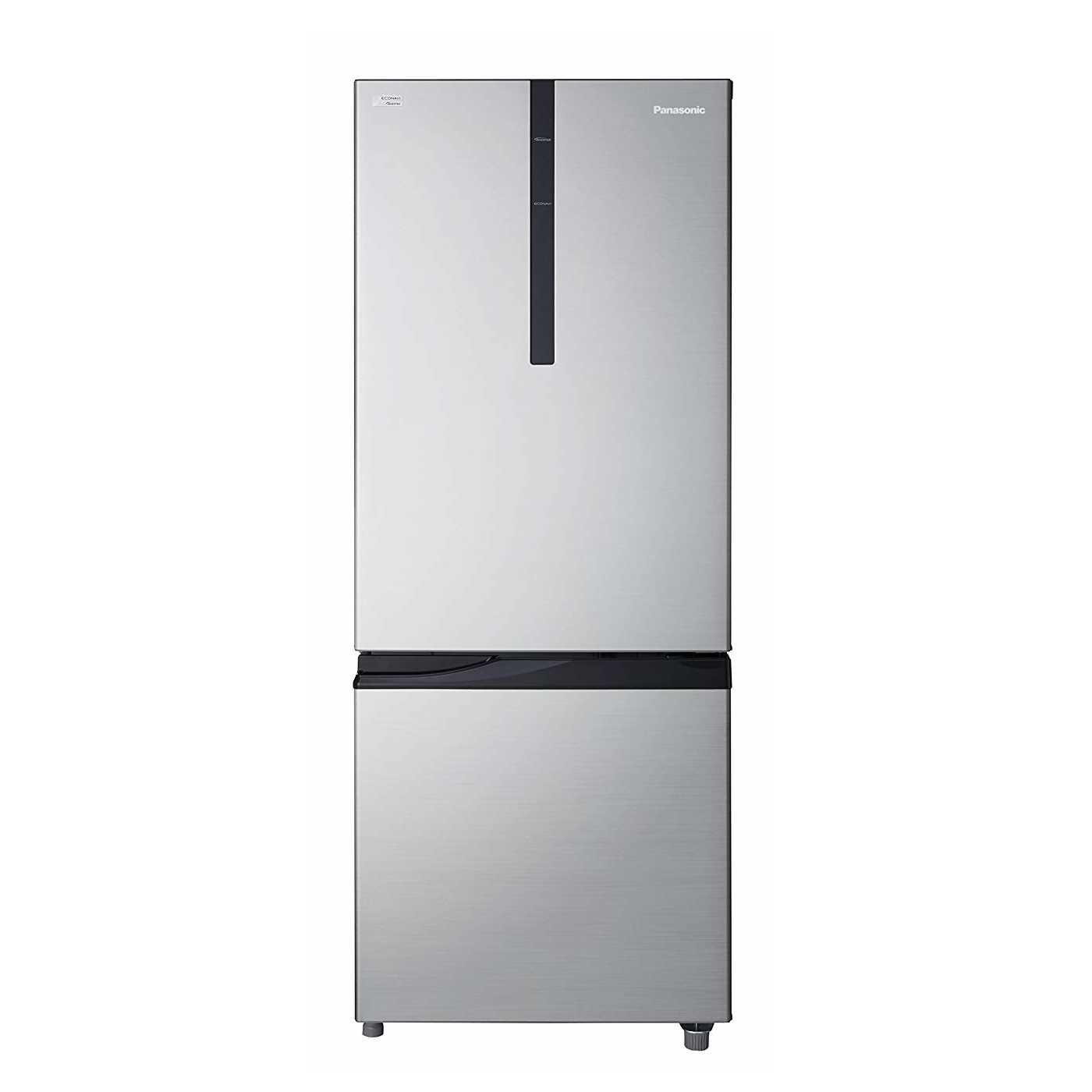 Panasonic NR BR307RSX1 296 Litre Frost Free Double Door Refrigerator
