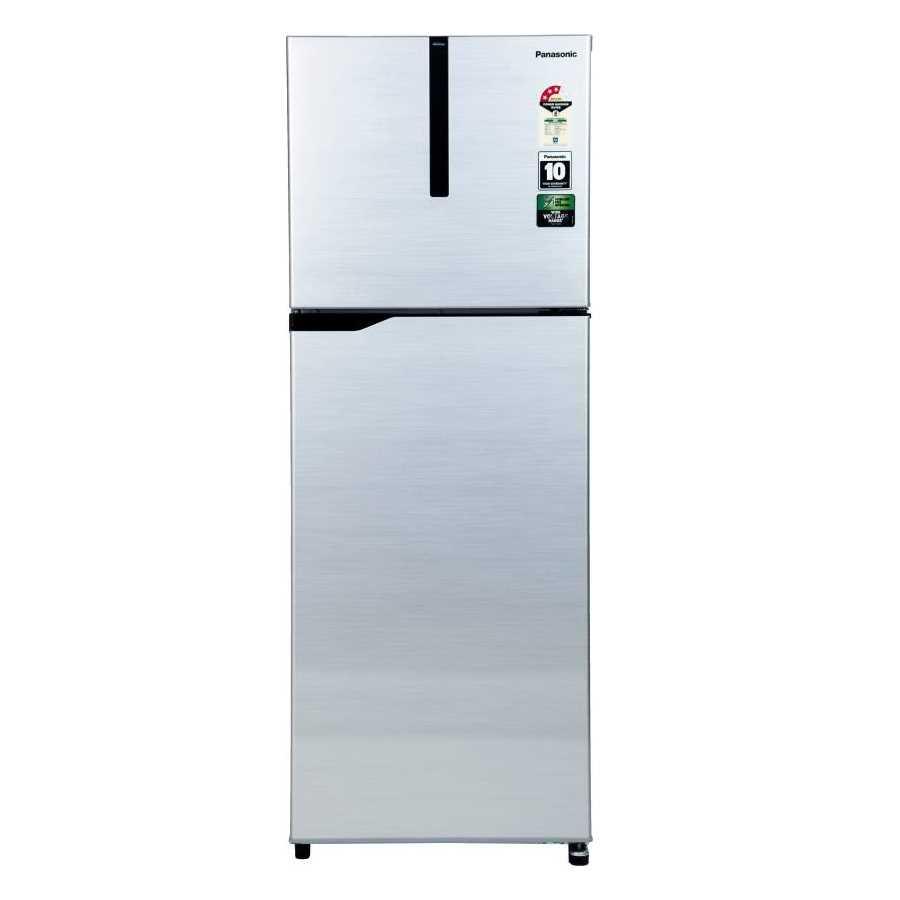 Panasonic NR FBG31VSS3 305 Liter Frost Free Double Door 3 Star Refrigerator