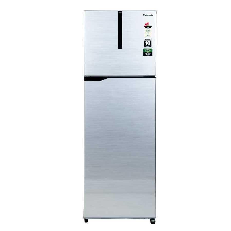 Panasonic NR FBG34VSS3 335 Liter Frost Free Double Door 3 Star Refrigerator