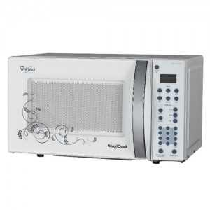 Whirlpool Magicook 20 GW Grill 20 Litres Microwave Oven