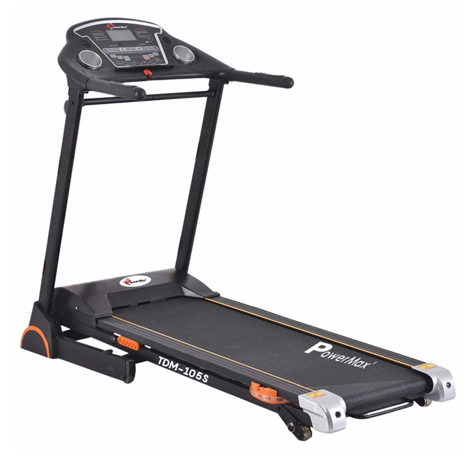 Powermax Fitness TDM-105S Motorized Treadmill