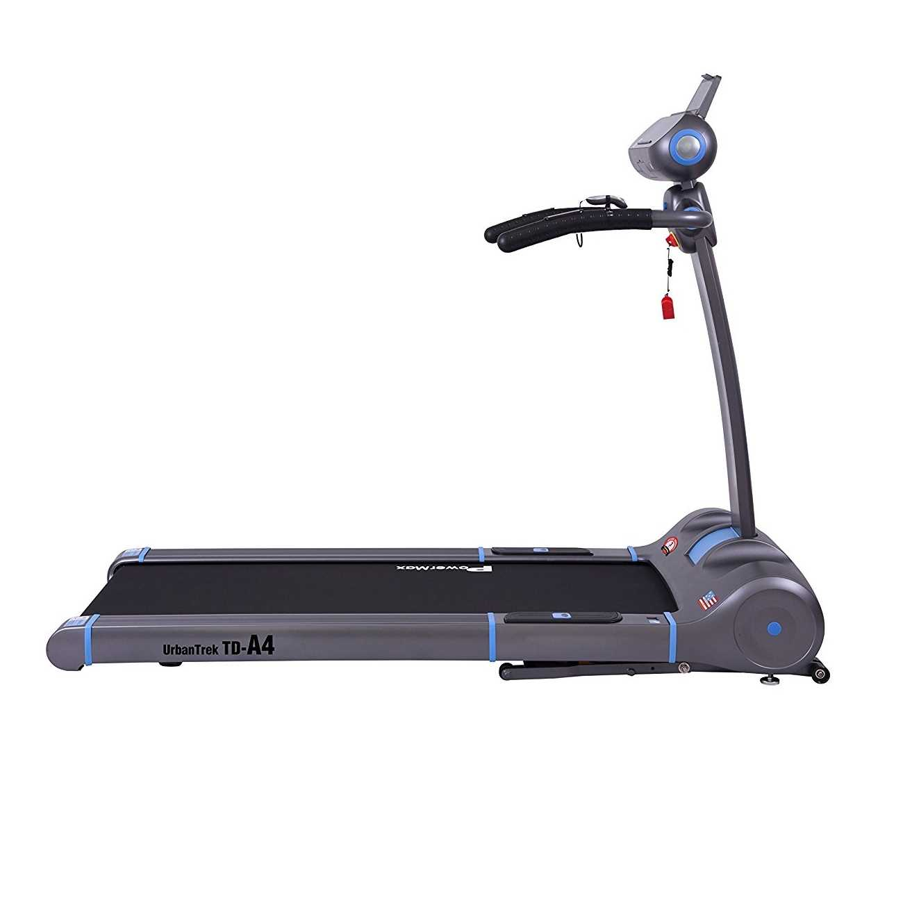 Powermax UrbanTrek TD-A4 Motorised Treadmill