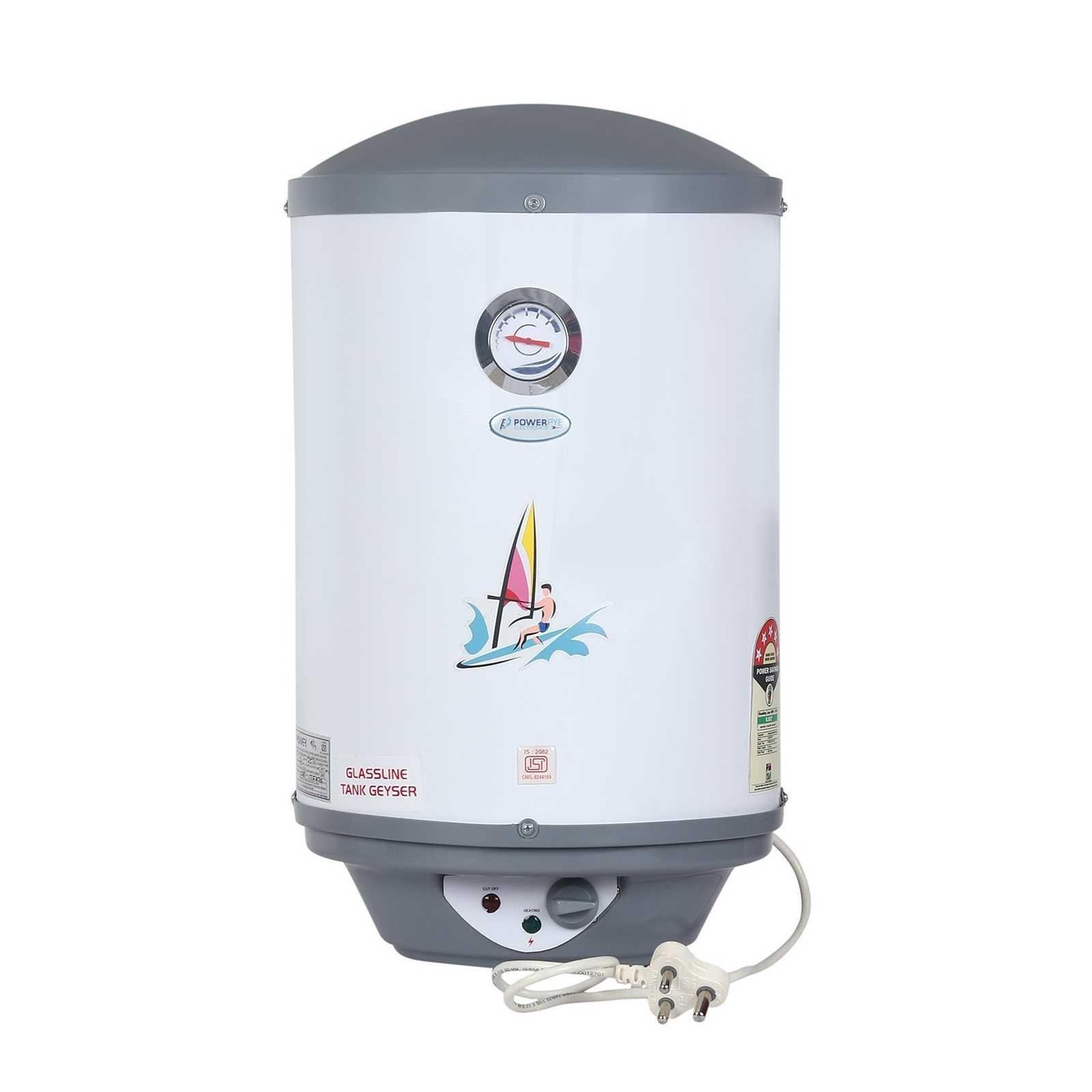 Powerpye Glassline 25 litre Storage Water Heater