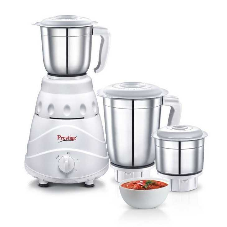 Prestige Flair 550 W Mixer Grinder