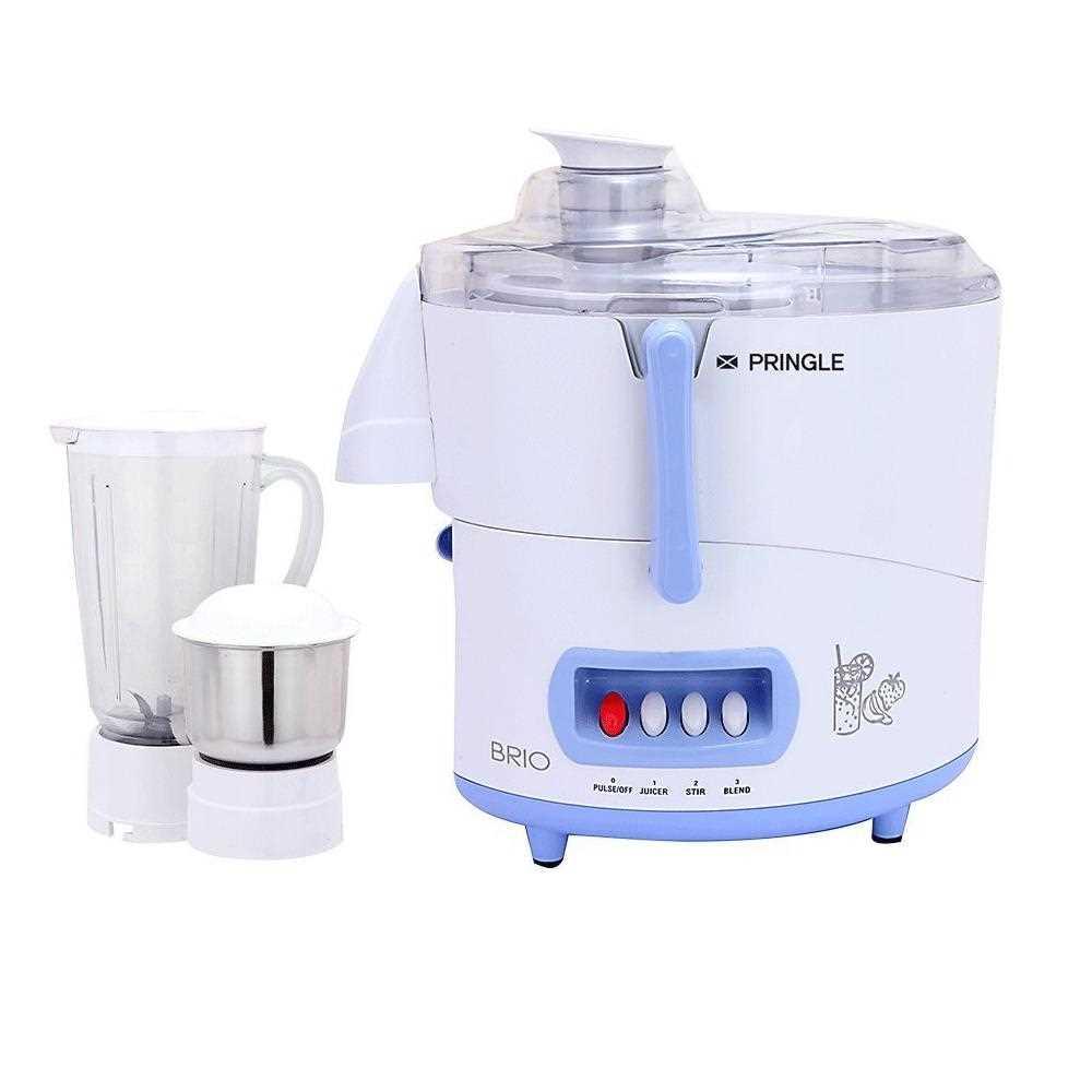 Pringle Brio 500 W Juicer Mixer Grinder