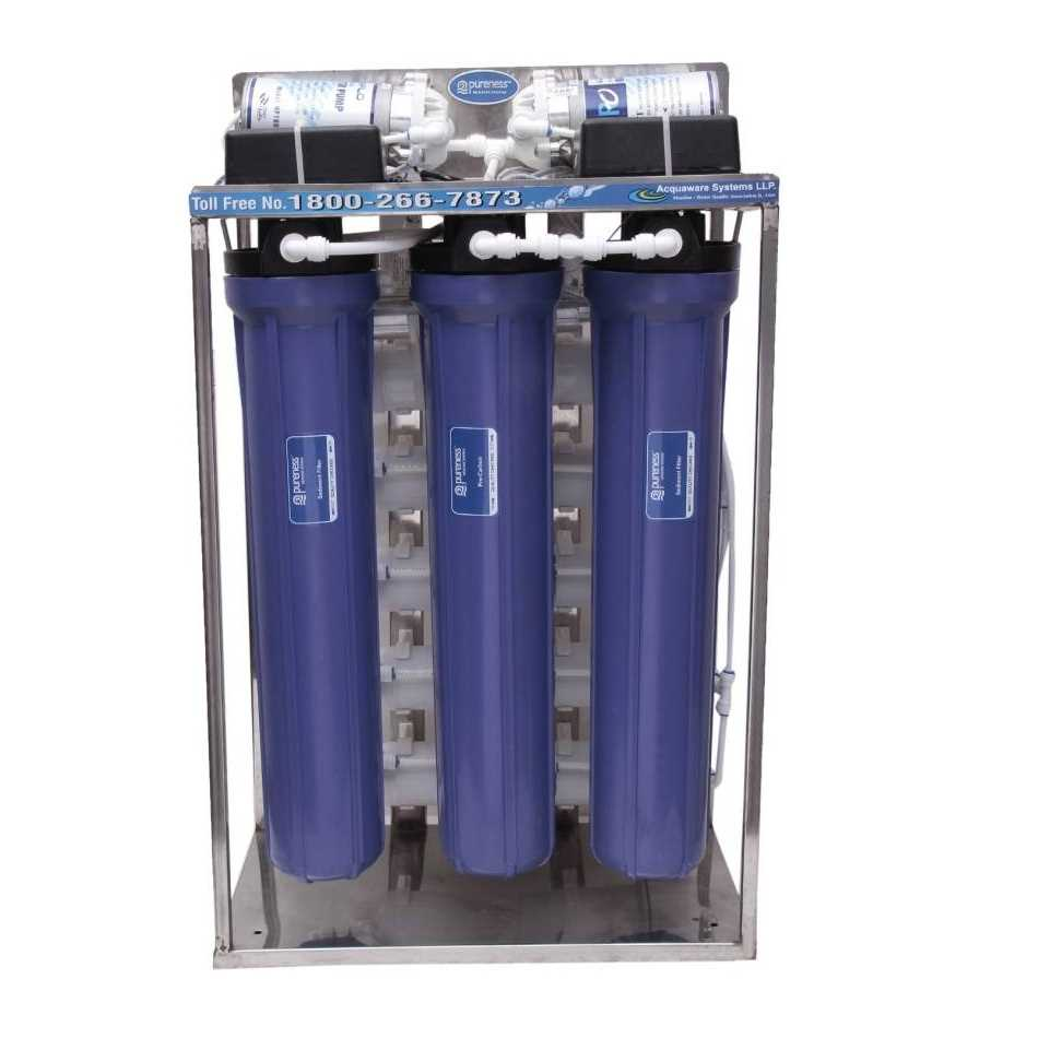 Pureness Jumbo 50 LPH 50 L RO UV UF TDS Water Purifier