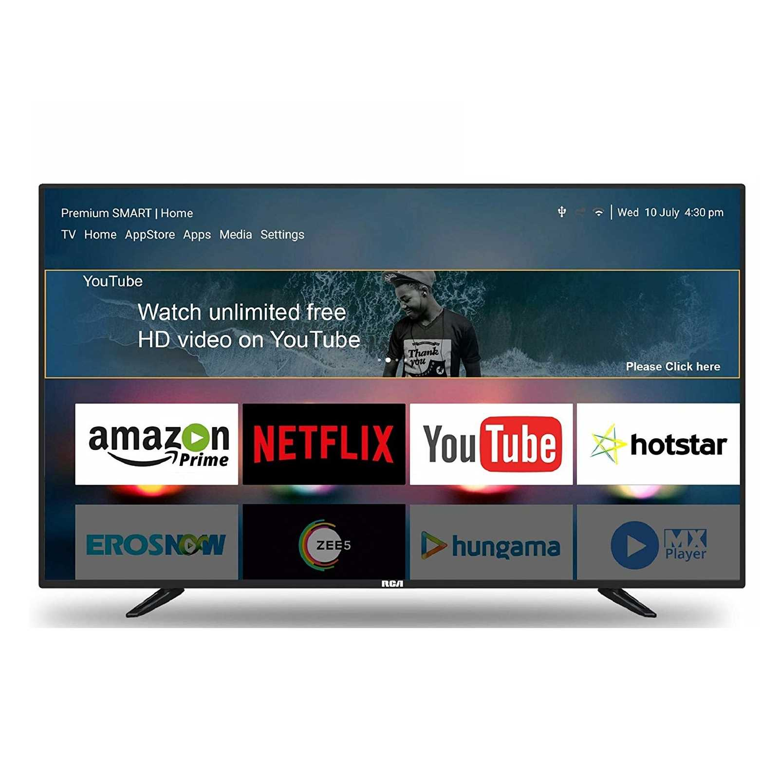 RCA 32WR1901S 32 Inch HD Ready Smart LED Television