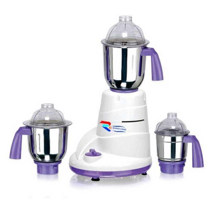 Resnovae Amaze 750 W Juicer Mixer Grinder