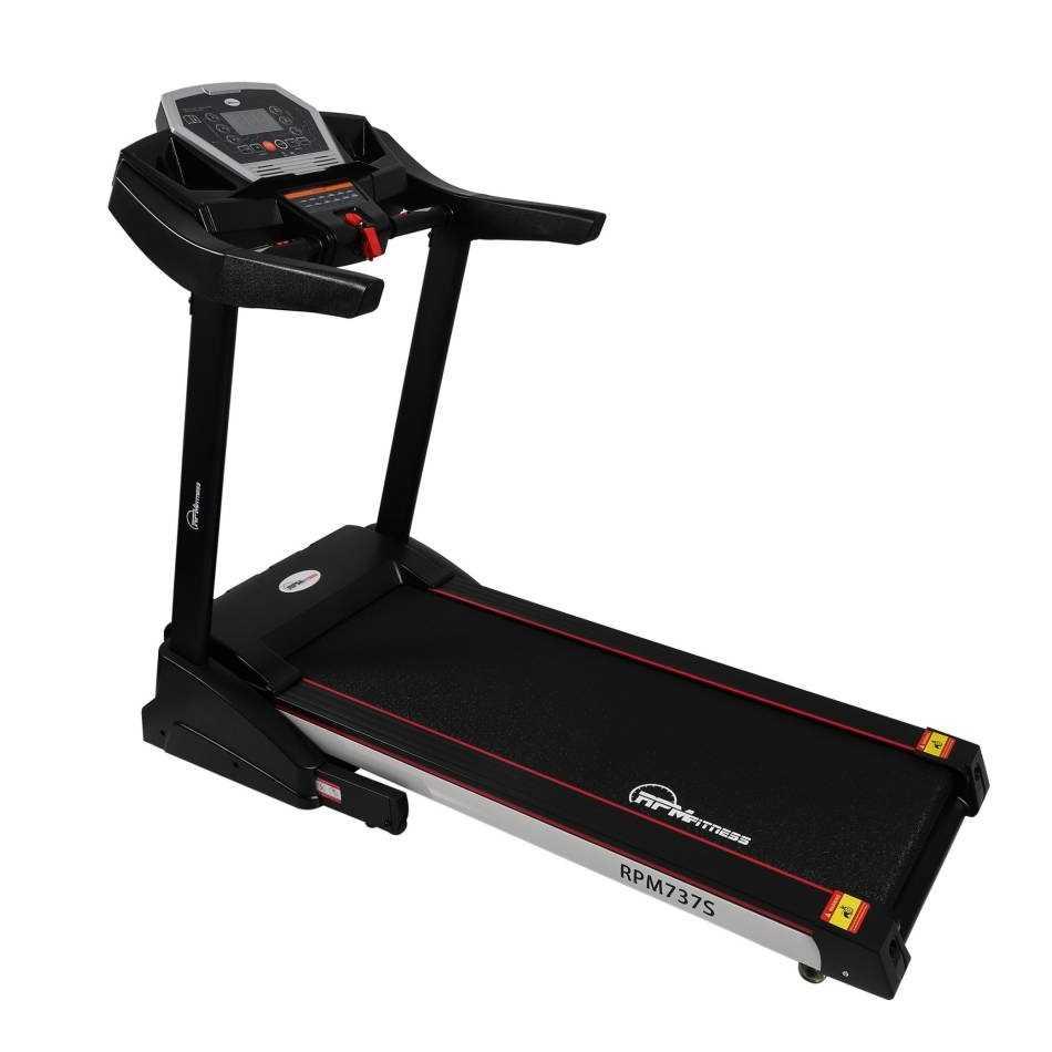 RPM Fitness RPM737S Motorized Treadmill