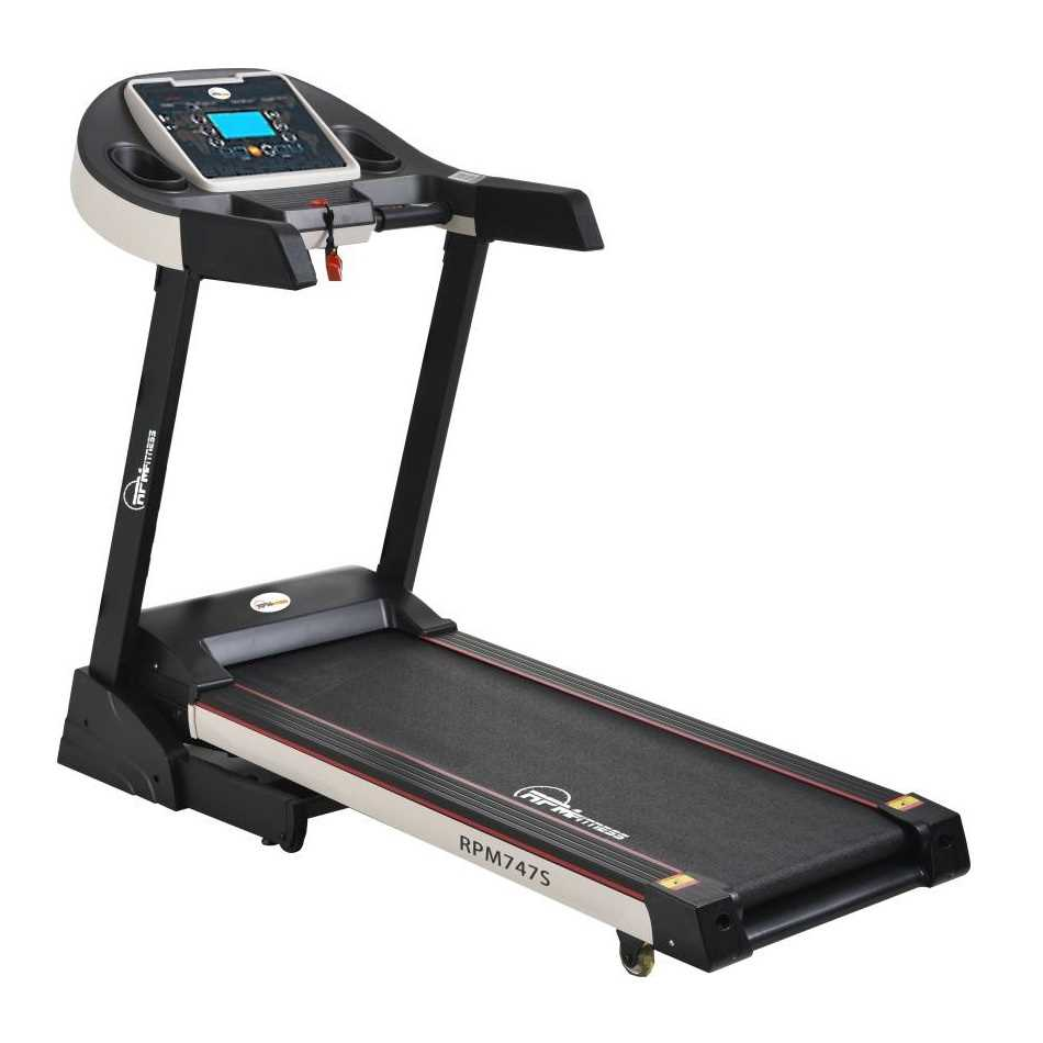 RPM Fitness RPM747S Motorized Treadmill