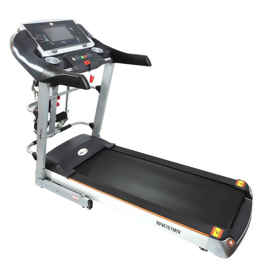 RPM Fitness RPM767MIV Motorized Treadmill