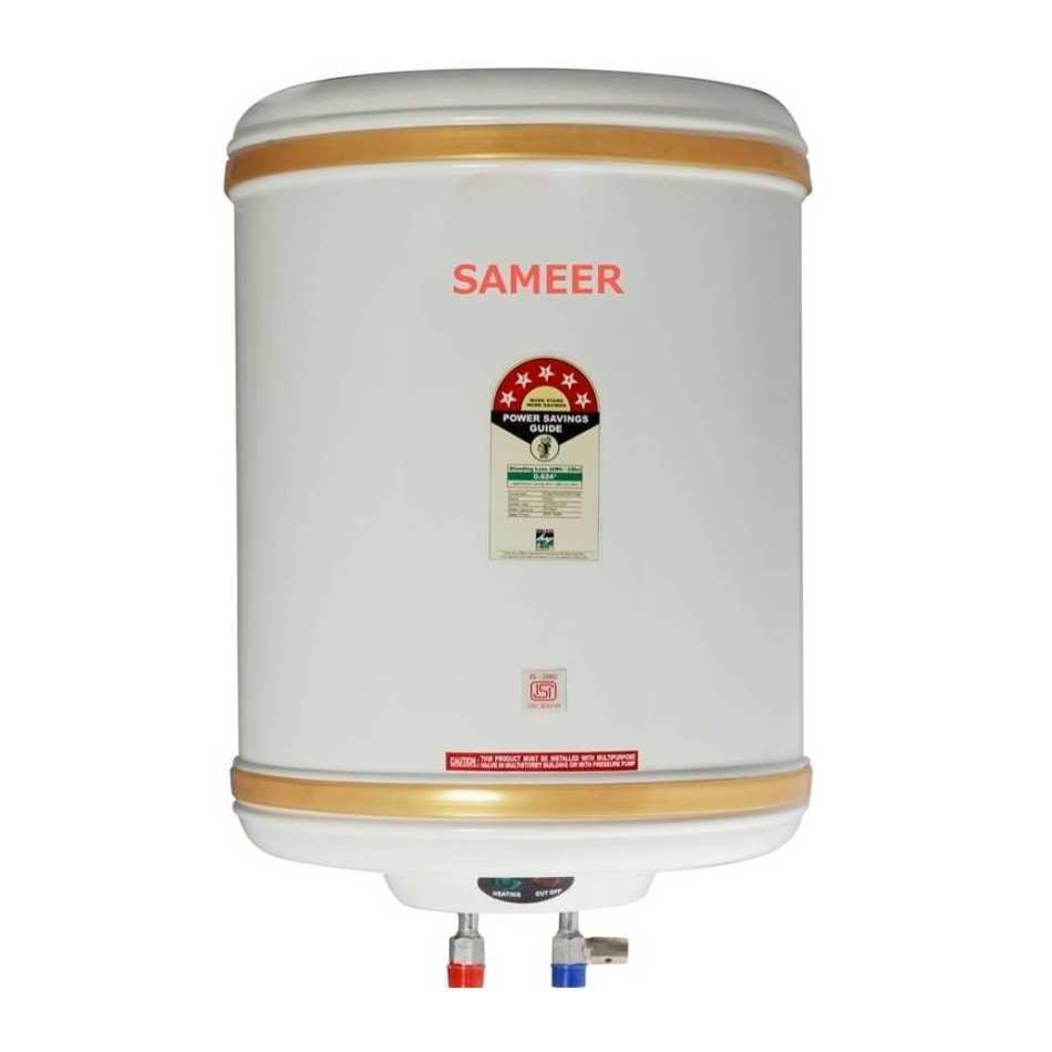 Sameer i-Flo 6 Litre Storage Water Geyser