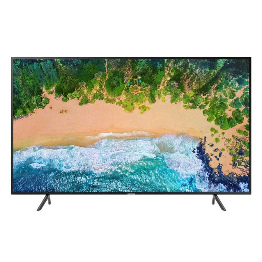 Samsung 55NU7100 55 Inch 4K Ultra HD Smart LED Television