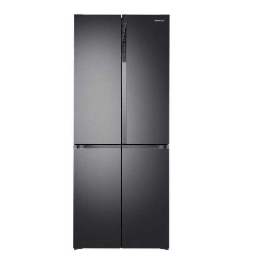 Samsung RF50K5910B1 TL 594 Liter Frost Free French Door Bottom Mount Convertible Refrigerator