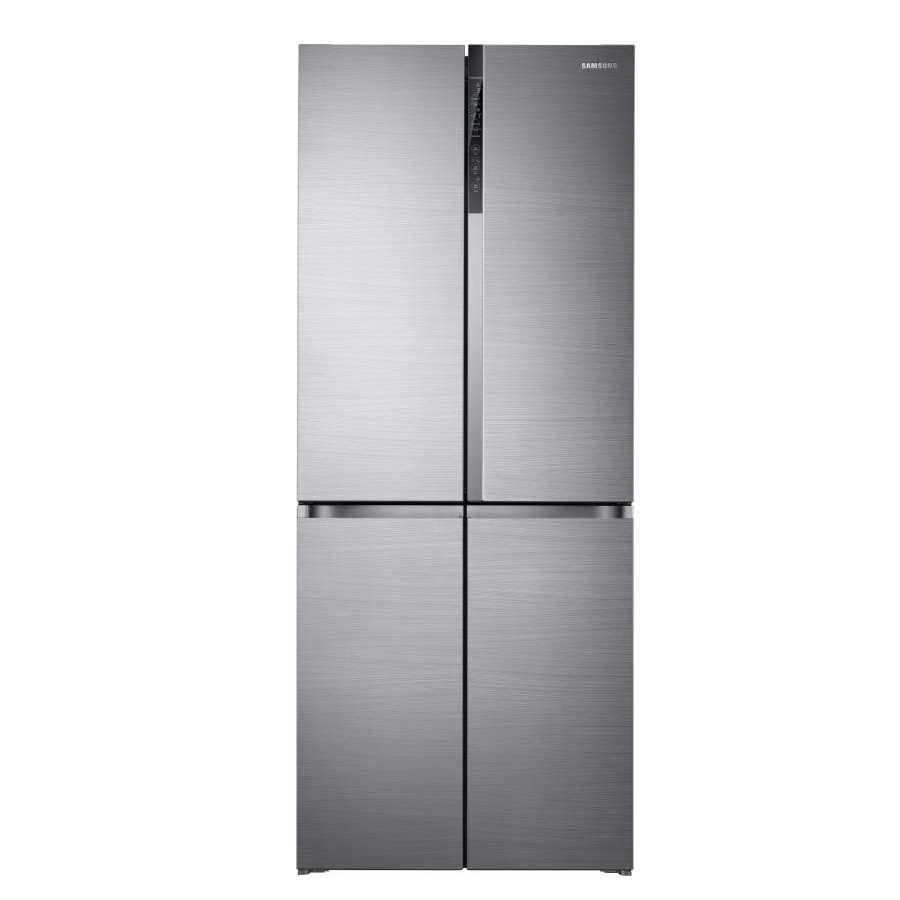 Samsung RF50K5910SL TL 594 Liter Frost Free Side by Side Refrigerator