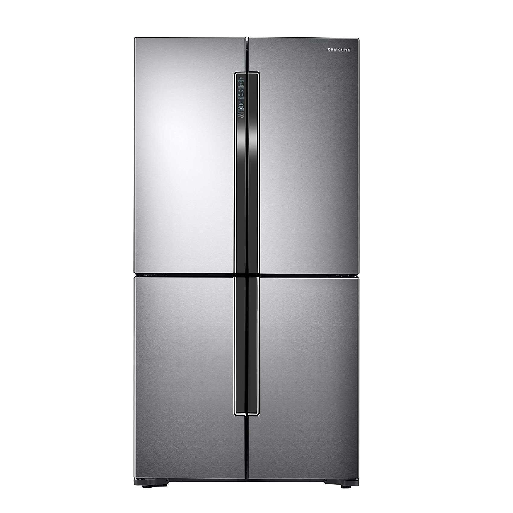 Samsung RF60J9090SL TL 680 Litres Frost Free Side by Side Refrigerator