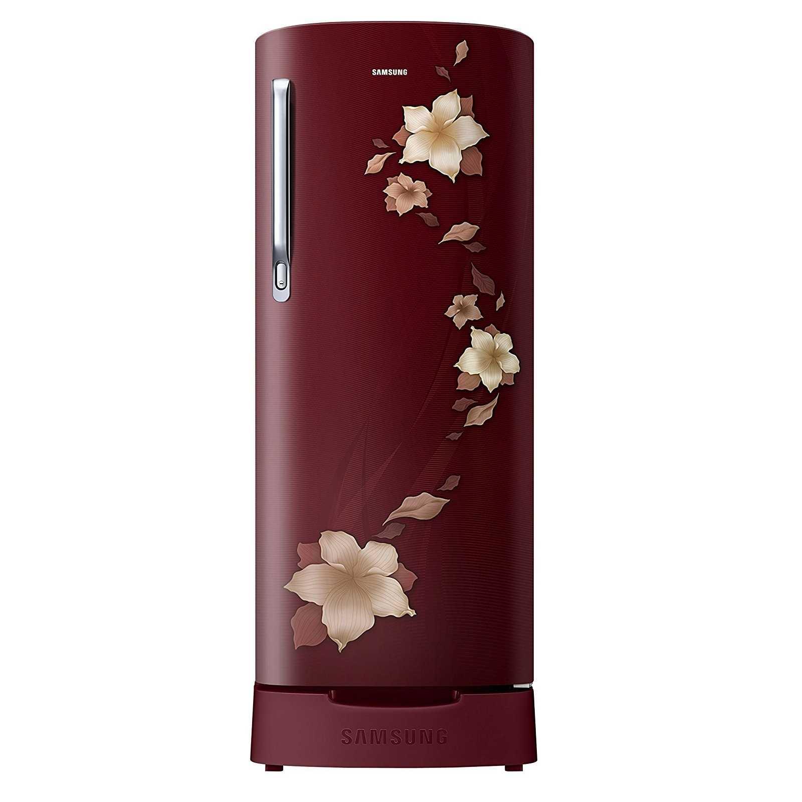 Samsung RR19N1822R2 HL 192 Litres Single Door Direct Cool Refrigerator